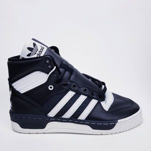 NEW Adidas Rivalry High Mens Ewing Nets Shoes